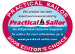 Pratical Sailor 2008 Editor's Choice Award for MT35 Portable Top-Opening 12/24V DC 120V AC Fridge-Freezer by Engel