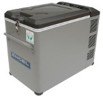 Front View of MT45 Portable Top-Opening 12/24V DC 120V AC Fridge-Freezer by Engel