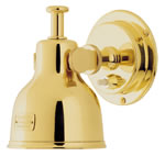 Polished Brass Cabin LED Lamps by Imtra Marine Lighting