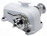 Muir Cougar Horizontal Compact Powered Windlass 12V 1000W for Boats 29-42 Ft.