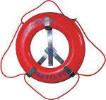 Roughneck Life Ring Buoy Racks by Jim Buoy