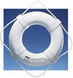 G-Series Life Ring Buoys with Straps by Jim Buoy