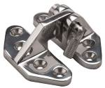 Investment Cast 316 Stainless Steel Hatch Hinge with Removable Pin by Sea-Dog