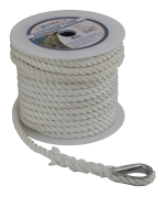 Twisted 3-Strand Nylon Anchor Line by Sea-Dog