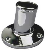 Sea-Dog Chrome Flag Pole Socket
