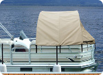 Pontoon Enclosure by Taylor Made Products