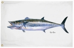 Taylor Made Products Carey Chen King Mackerel Offshore Boat Flag