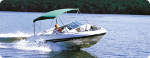 Hot Shot Bimini BoaTops by Taylor Made Products