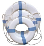 Taylor Made Products Decorative Ring Buoy