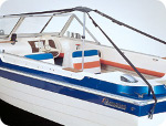 Boat Cover Suport System by Taylor Made Products