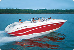 Euro V-Hull Runabouts Trailerite Hot Shot Semi-Custom Boat Covers by Taylor Made Products