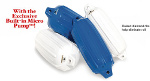 Survivor Twin-Eye Fenders with Infusion Pump by Taylor Made Products