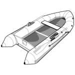 Taylor Made Products Inflatable Sport Boat Covers