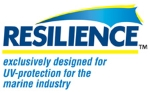 Taylor Made Products Resilience Exclusively Designed for UV-Protection for the Marine Industry